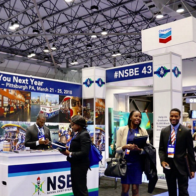 The National Society of Black Engineers (NSBE) 2017