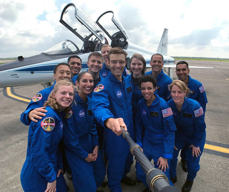 Meet Your Lucky Stars: NASA Announces A New Class Of ...