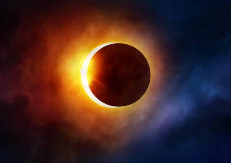 The solar eclipse is here - Diversity in Science, Technology