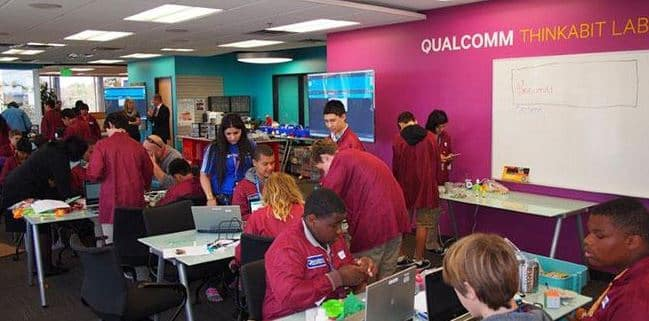 Qualcomm Thinkabit Lab