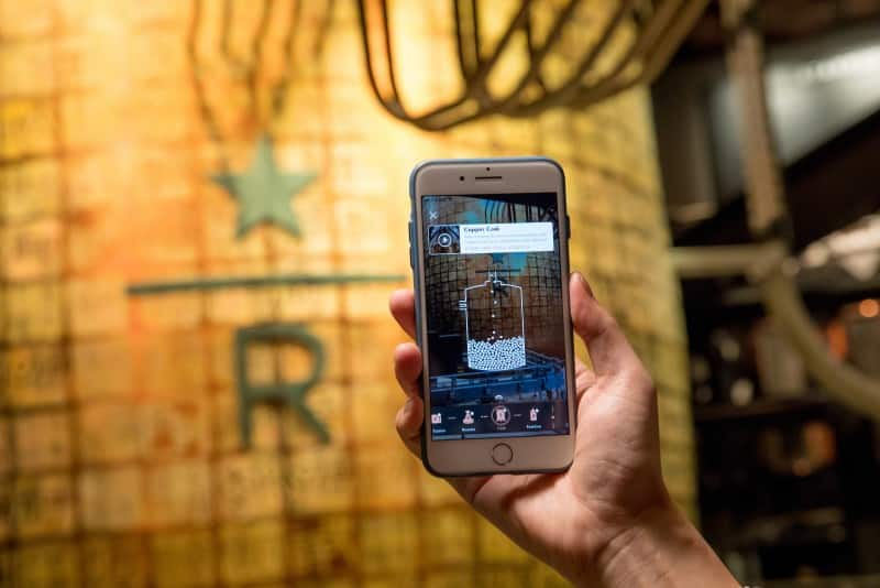 Stand in front of the roasting cask at the first Starbucks Reserve Roastery  in Asia and you ll see a staggeringly beautiful 6280f07f8e7