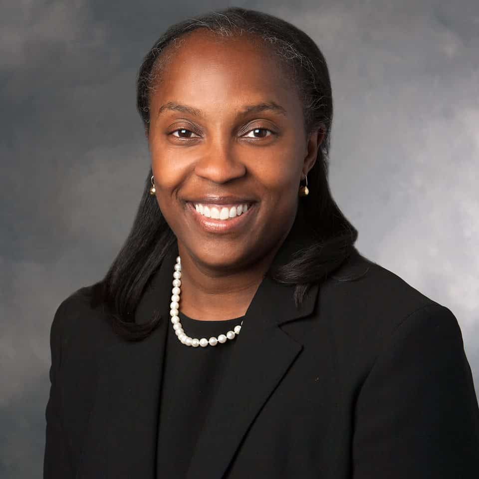 black female neurosurgeon