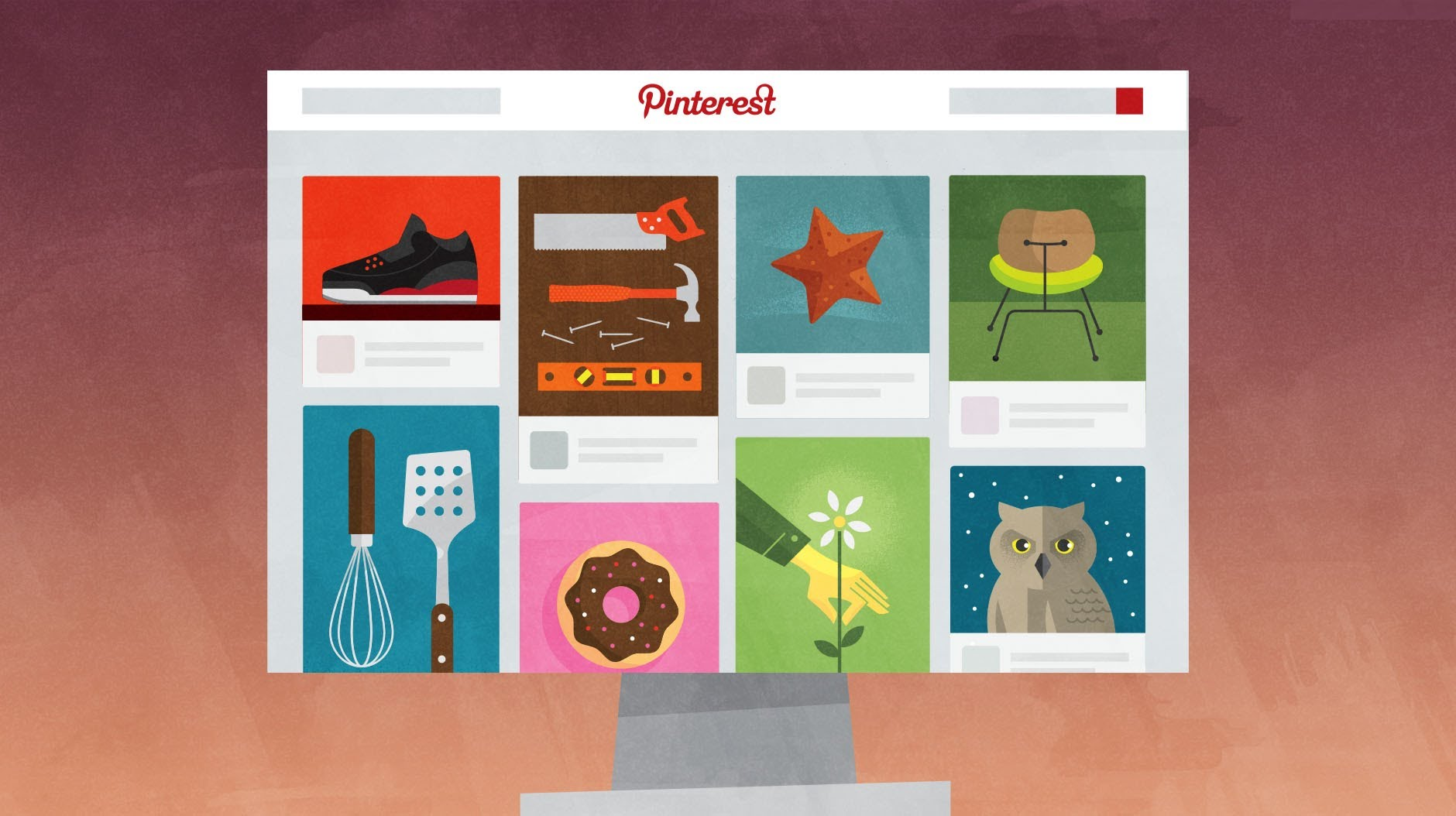 pinterest on desktop