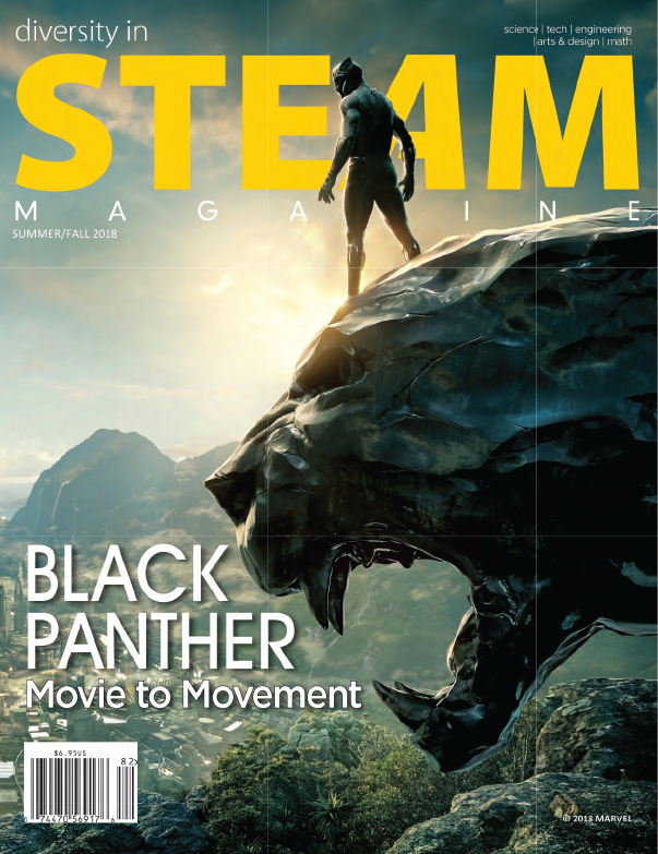 Diversity in Science, Technology, Engineering, Arts  and Math  Magazine | Diversity In STEAM