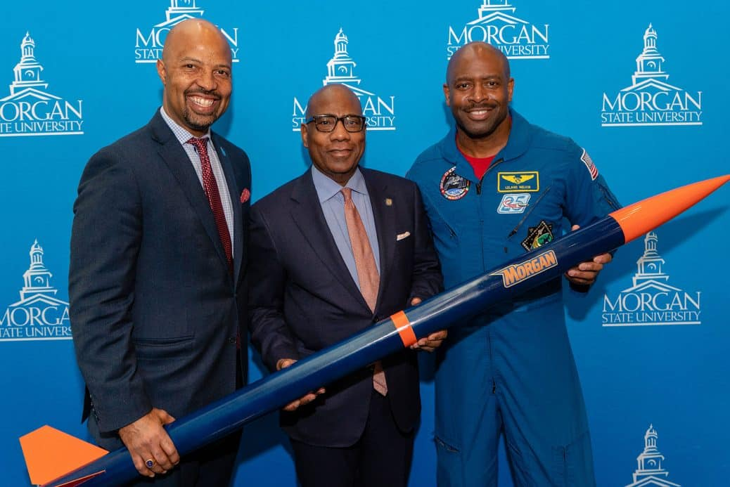 Morgan State University Awarded $1 6 Million Base 11 Grant to Launch