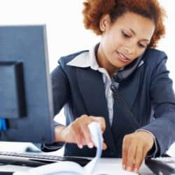 black-woman-at-work